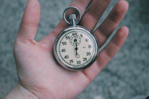 stopwatch manual